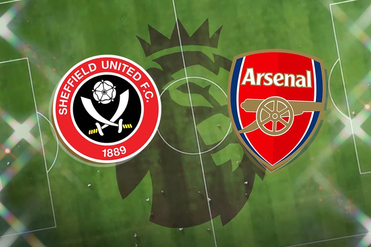 بث مباشر مباراة ارسنال وشيفيلد يونايتد