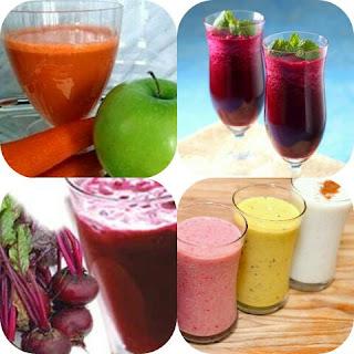 macam jus untuk diet menurunkan berat badan secara cepat dalam seminggu