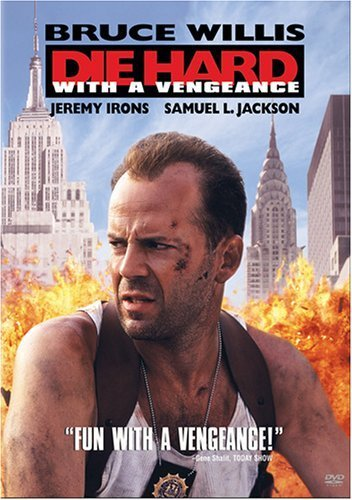 Poster Of Die Hard 3 With a Vengeance 1995 720p Hindi BRRip Dual Audio