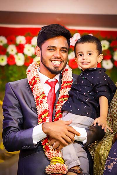 Fazil & Bushra Fathima's Wedding Photography camcrow