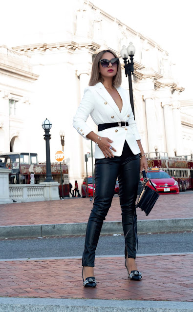 chic street style look