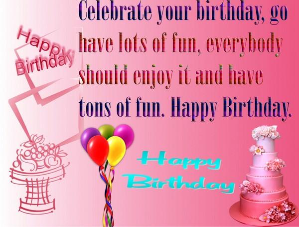 Free Happy Birthday Pics
