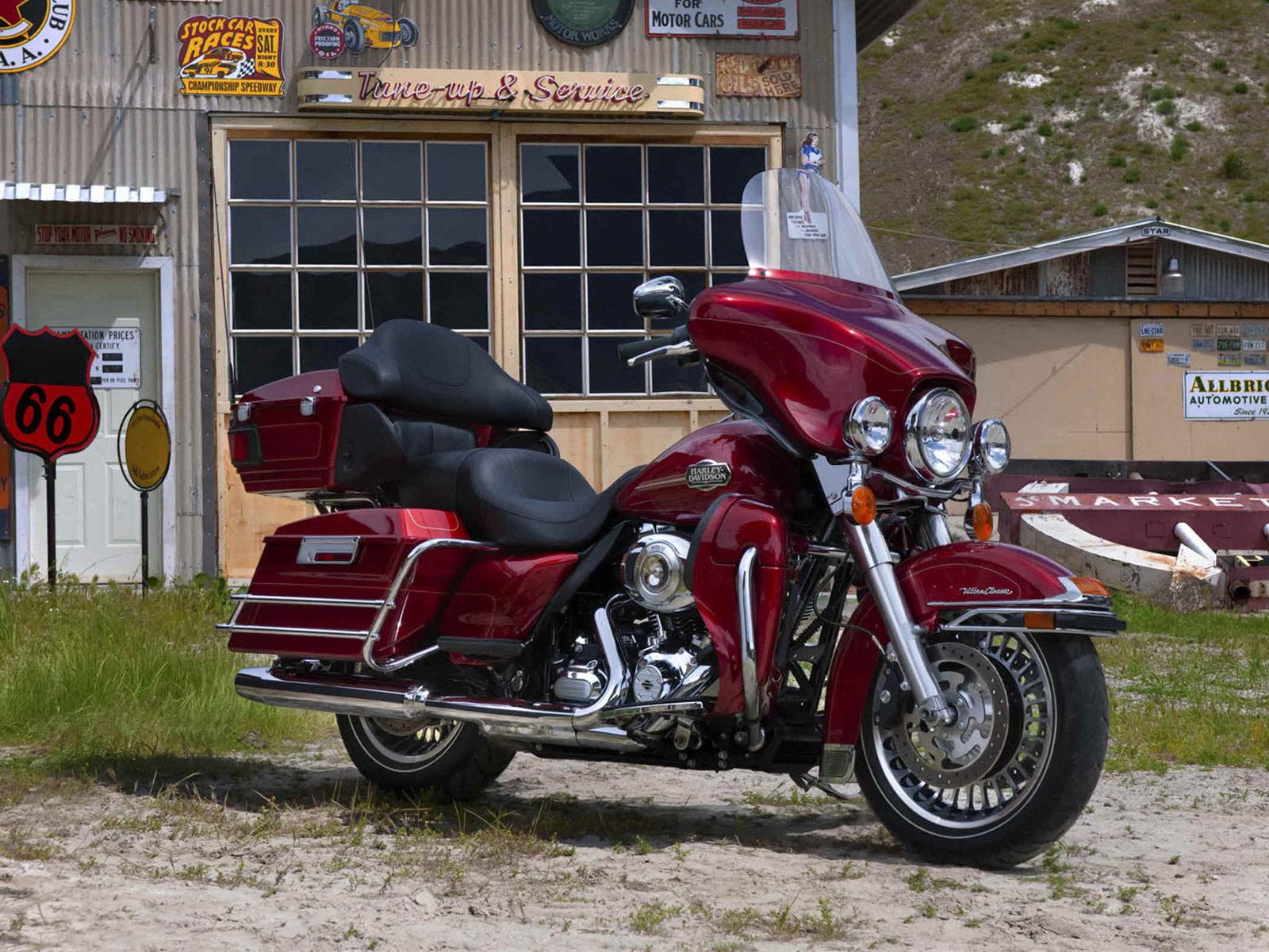 Harley Davidson Electra Glide Classic Cruise Control