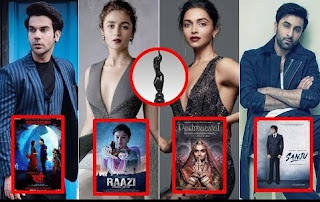winners of Filmfare Awards 2019