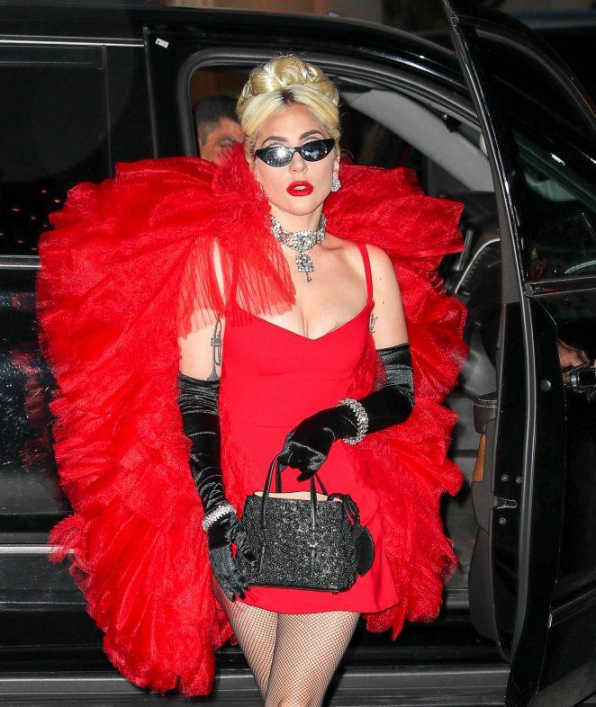 Lady Gaga Latest Hot Stills