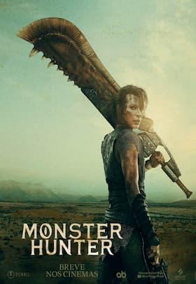 مشاهدة فيلم Monster Hunter 2020 مترجم كامل