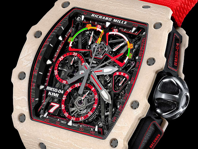 Richard Mille RM 50-04 Kimi Raikkonen