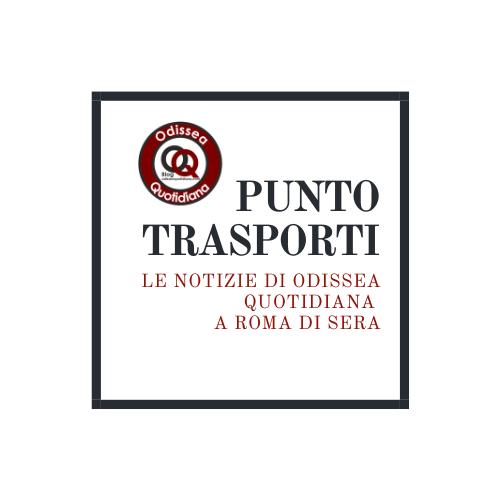 Punto Trasporti - Odissea Quotidiana e Roma di Sera 8/5/2020
