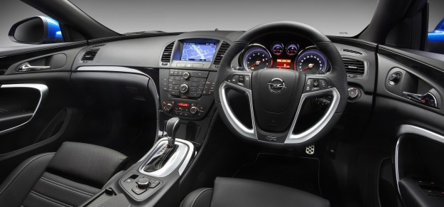 Check Out The Components Of BasketMouth's Opel Insignia