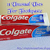 11 Unusual Uses For Toothpaste