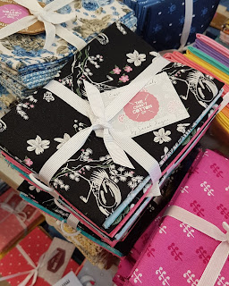 Launching soon... Sarah Payne's Quilt Hampers