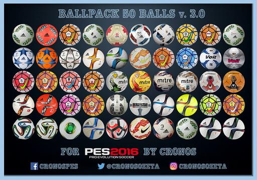 Ballpack 50 Balls v.3.0