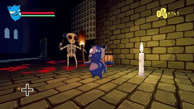 Hobo Cat Adventures Game Screenshot 7