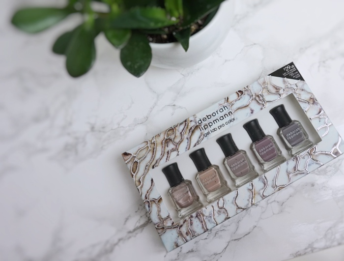 Deborah Lippmann Gel Lab Pro Rockstar Set swatch