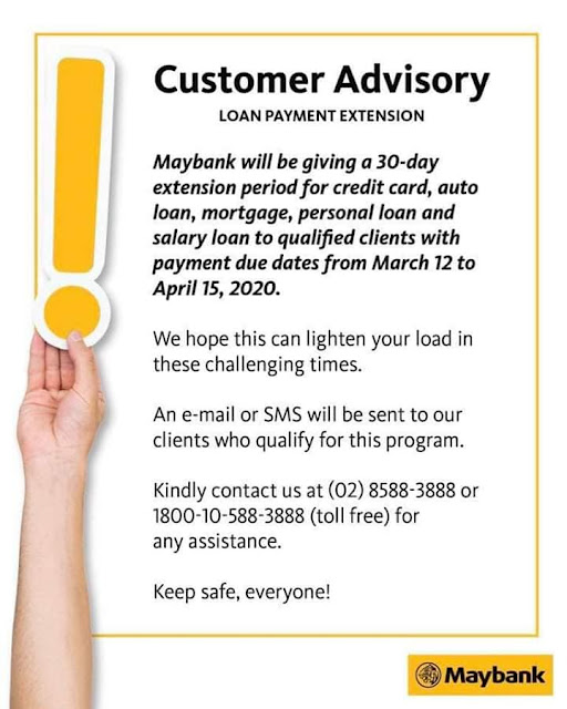 Maybank Payment Extension