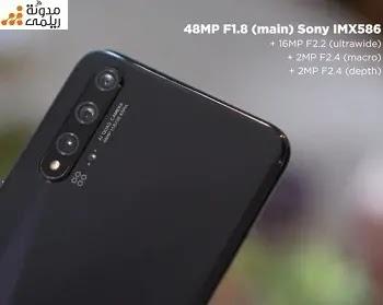 مراجعة وتقييم Huawei Nova 5T بخمسة كاميرات ومعالج Kirin 980 و8 جيجا بايت رام