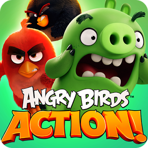 Download Game Android Gratis Angry Birds Action! apk + obb