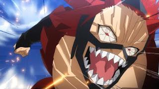 ヒロアカ 切島鋭児郎 Kirishima Eijiro | レットライオット RED RIOT | 僕のヒーローアカデミア アニメ | My Hero Academia | Hello Anime !