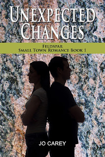 Unexpected Changes (Feldspar Small Town Romance Book 1) by Jo Carey