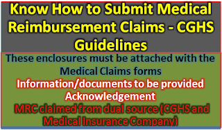 submit-medical-reimbursement-claim-cghs-guidelines