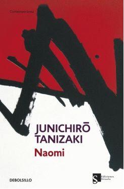 Reseña: Naomi- Junichirô Tanizaki