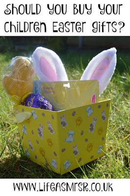 Should you buy your children Easter gifts?