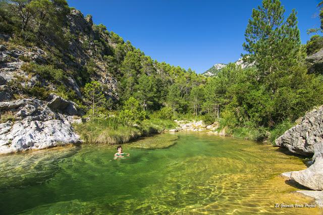 La Pesquera - Beceite, Matarranya