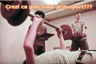 de ce nu poti slabi facand sport dovezi stiintifice