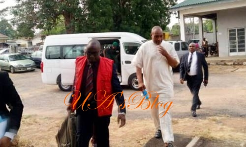 EFCC arraigns Saraki's cousin over alleged N220m contract scam