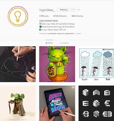 Inspirasi Desain Grafis dari 10 Akun Instagram Ini