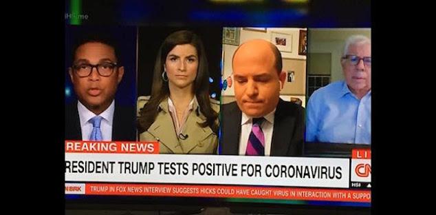BREAKING NEWS: Akhirnya, Presiden AS Donald Trump Dinyatakan Positif Covid-19