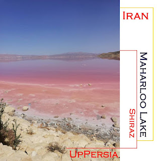 Lake Maharloo is not only one of Iran's most accessible lakes but also one of its most photogenic. Its eye-catching view draw amateur and professional photographers alike, moving between hues of pink, white and blue depending on the salinity of the water.