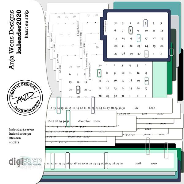 https://winkel.digiscrap.nl/Kalender2020/