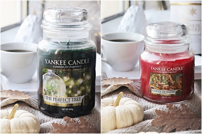 yankee candle the perfect tree i home for the holidays