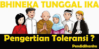 Pengertian Toleransi dan Manfaat Toleransi Terlengkap