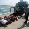 Tim Gugus Covid 19 Kecamatan Raas Lakukan Operasi Yustisi di Pelabuhan Dermaga