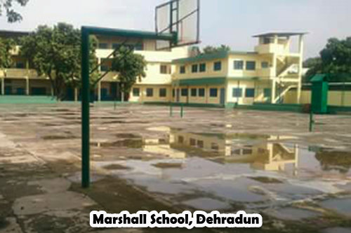 Marshall School, Dehradun
