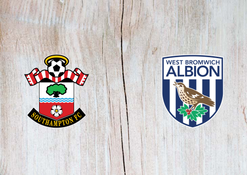 Southampton vs West Bromwich Albion -Highlights 04 October 2020