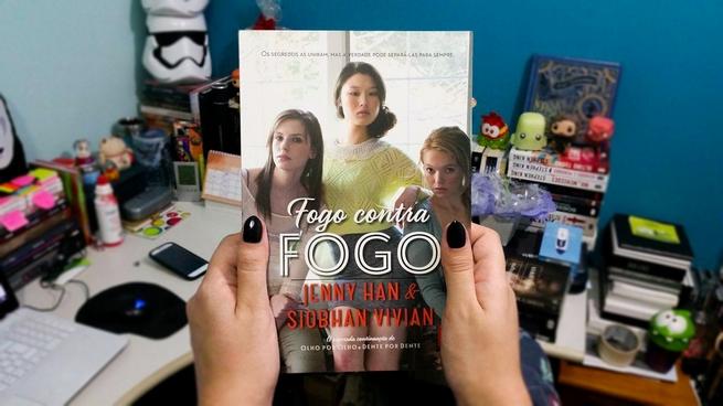 Fogo Contra Fogo | Jenny Han & Siobhan Vivian