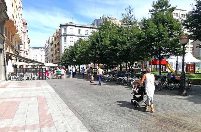 Plaza de Vigo