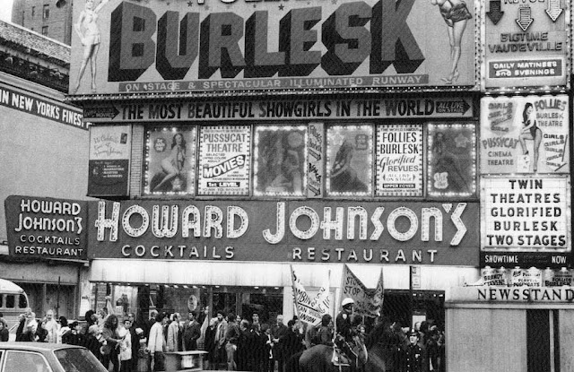 Howard Johnson's in Times Square, NYC, randommusings.filminspector.com