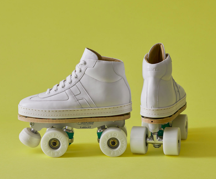 Hermès 2-in-1 Savana Dance Roller Skate Sneakers Price