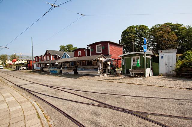 Vicino al Teknikens och Sjofartens hus-Malmo