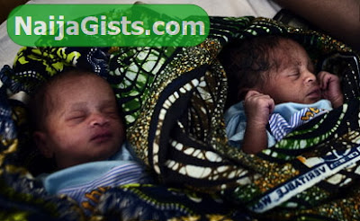 nigerian couple sell twins babies
