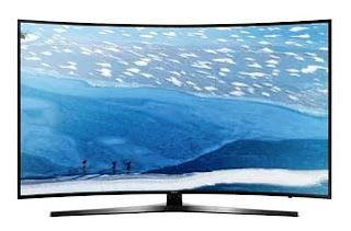 Samsung 55KU6500 UHD 4K Curved Smart LED Digital TV 55 Inch