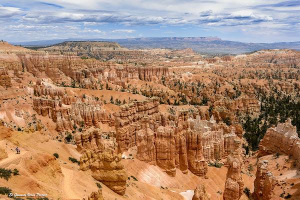 Cañón Bryce, Anfiteatro - Utah, Estados Unidos, por El Guisante Verde Project