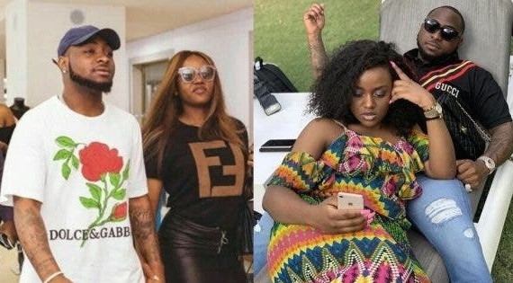 JUST IN: Singer Davido And Chioma Have Allegedly Broken Up