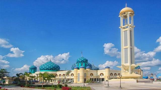 Masjid Agung Al-Karomah Martapura, Kalimantan Selatan