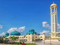 Wisata Religi Masjid Agung Al-Karomah Martapura
