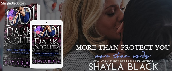 More Than Protect You by Shayla Black